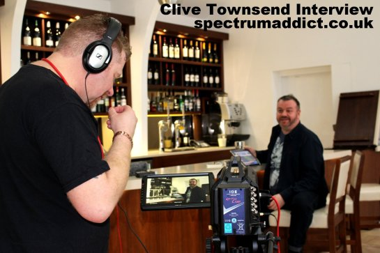 Clive Townsend Interview  (1)