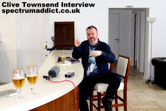Clive Townsend Interview  (10)